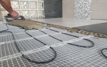 A BVF H-MAT fűtőszőnyeg elfér a csemperagasztóban!