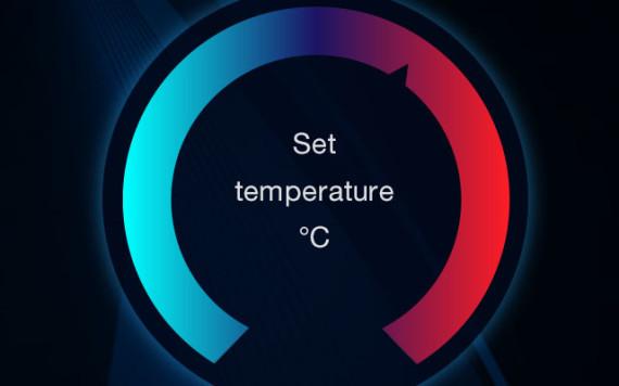 A BVF SYME WIFI app segítségével fűtésrendszere még könnyebben kezelhető